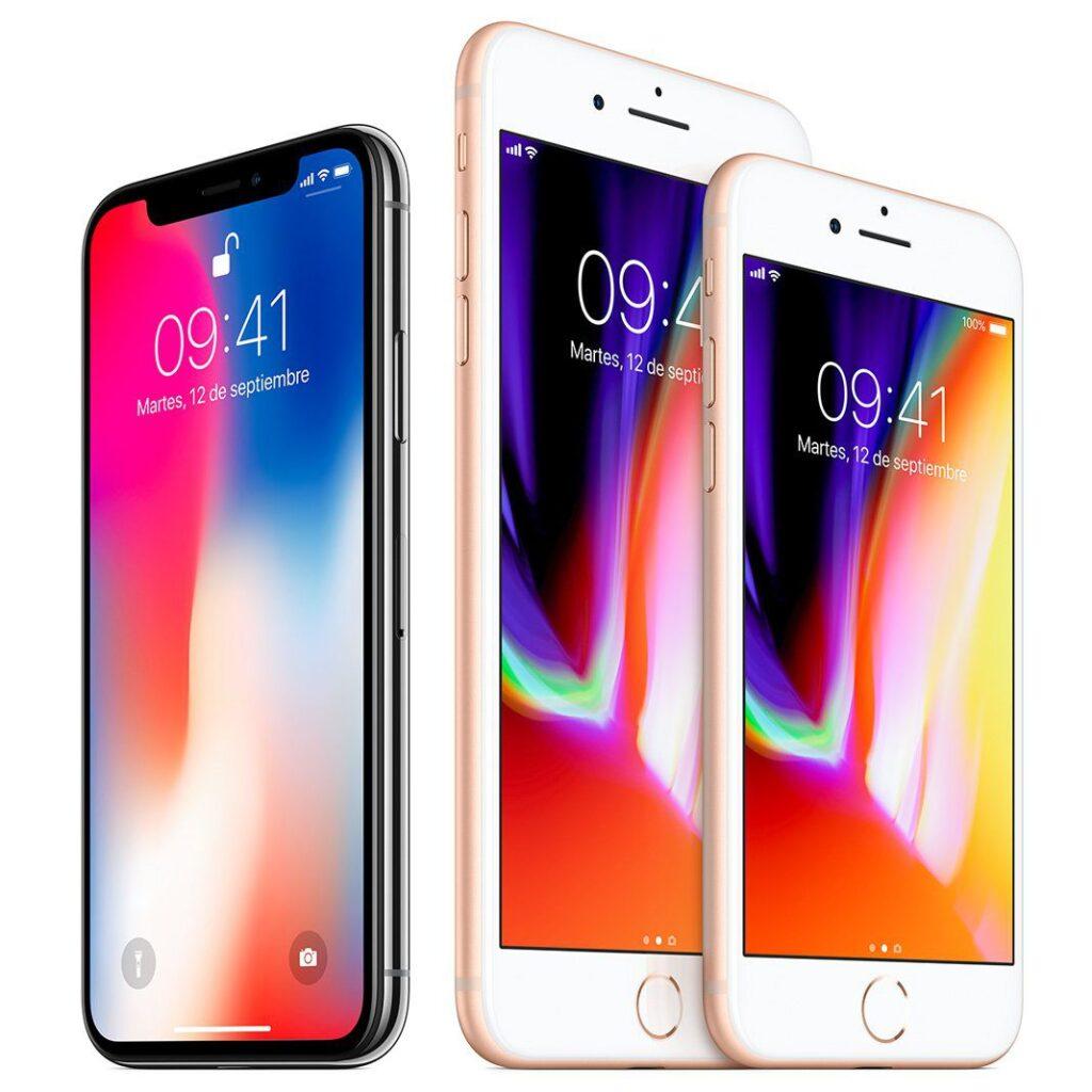 2b10f1aeb9d El iPhone 8 y el iPhone 8 Plus son resistentes a las salpicaduras, al agua  y al polvo, y fueron probados en condiciones de laboratorio controladas, ...